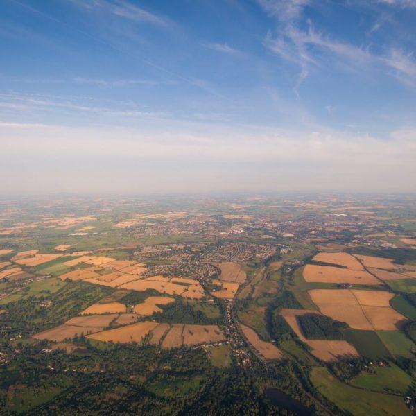 Lot samolotem 15 min dla 3 osób Nasze spadochrony